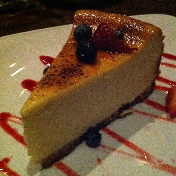 Creme Brulee Cheesecake! This is the most incredible cheesecake!