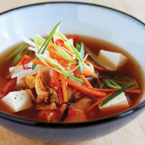 Korean Stew with Tofu & Kimchi | So fresh and so clean, clean (eats ...