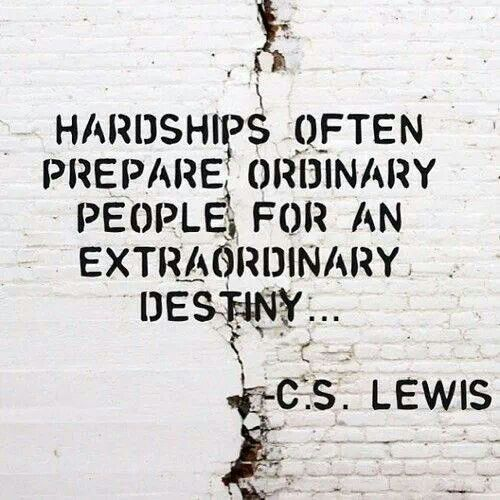 Extraordinary destiny | Inspirational Thoughts | Pinterest