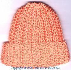 TEENY TINY TREASURES: 10 Minute Crochet Preemie Hat