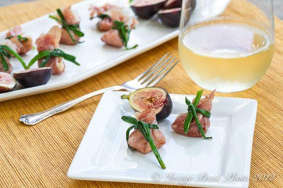 Prosciutto di Parma Purses (Fagottini di Prosciutto di Parma)   Recipe