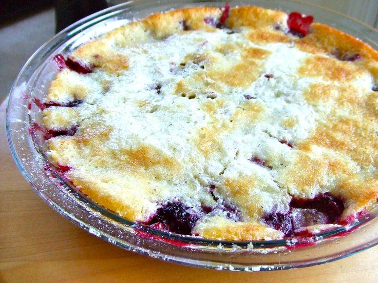 Blackberry Cobbler Recipe | yummy food | Pinterest