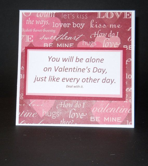 anti valentine's day dc