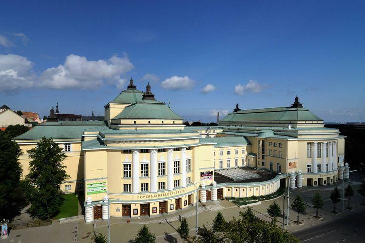 Tallinn, Estonia theater