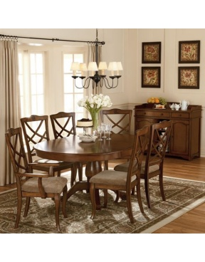 Rotunda Dining Table Chairsgloss Blackshop Homekaboodle:Caca's Kitchen