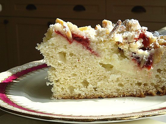 Raspberry Cream Cheese Coffee Cake | Cakes | Pinterest