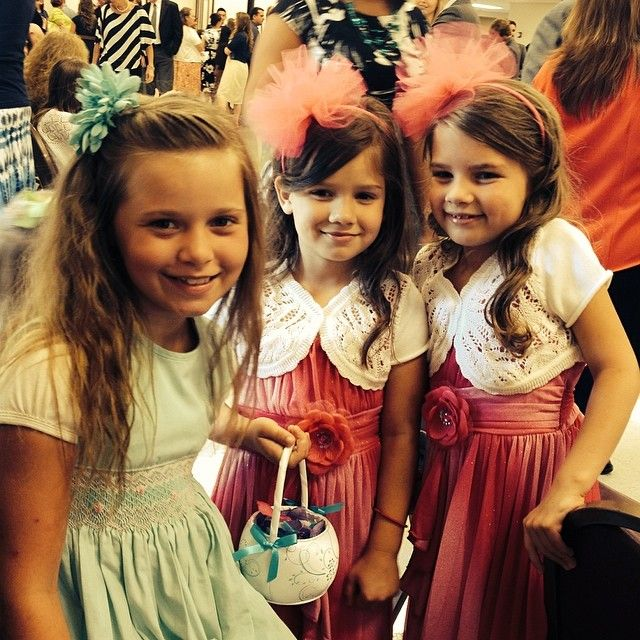 The Duggar and Bates Family #Johannah #Ellie #Adallee