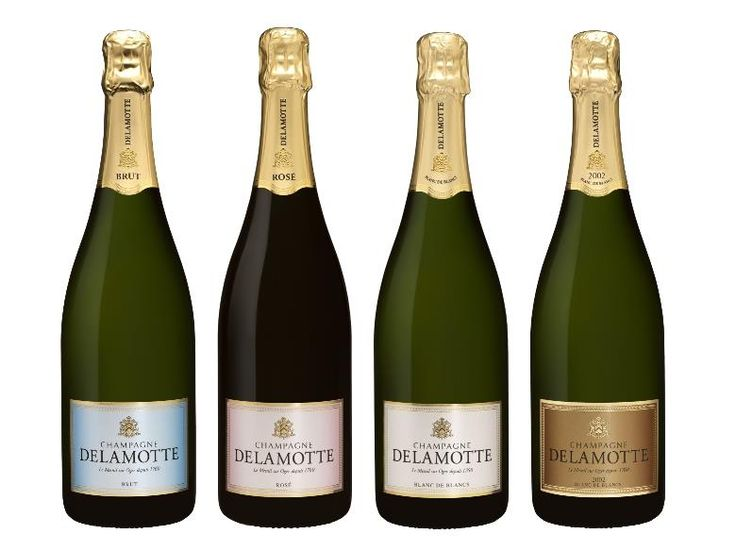 Champagne delamotte champagne salon et champagne for Champagne delamotte