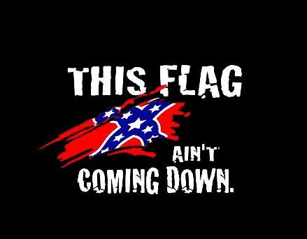 down flag