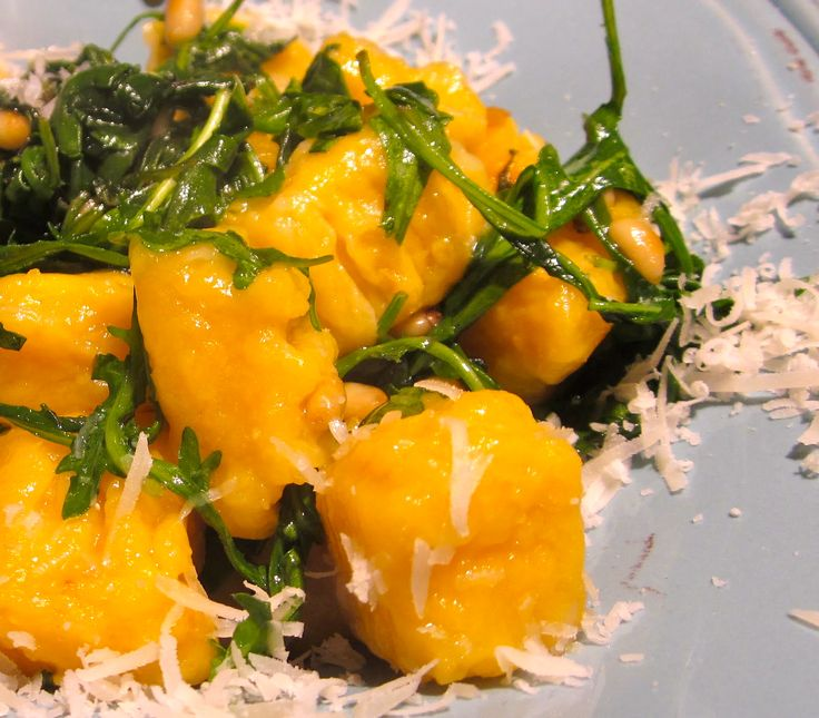 Butternut squash ricotta and spinach | Food - Veggie Sides | Pinterest