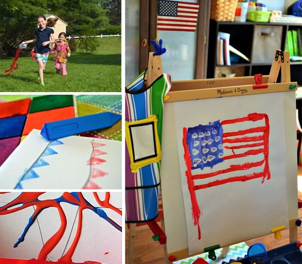 memorial day art projects for kindergarten