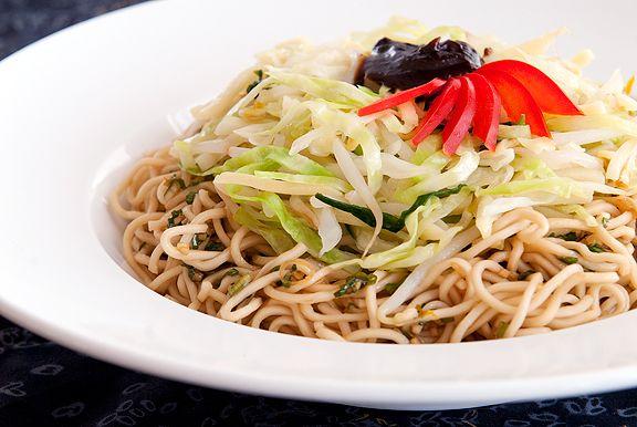 Ginger Scallion Noodles | Favorite Recipes | Pinterest