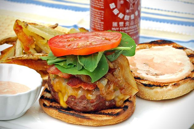 The Greatest Burger Recipes | Photography | Pinterest
