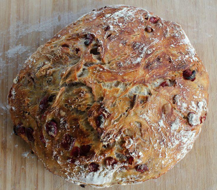 Cranberry Walnut Bread | breads etc | Pinterest