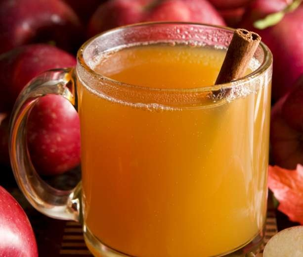 Hot Orange Spiced Cider | Diabetes Dessert Recipes | Pinterest