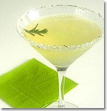Rosemary Meyer Lemon Drop | Drinks | Pinterest