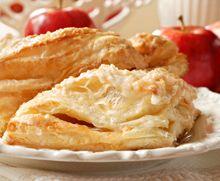 Easy Apple Strudel - | Thanksgiving Recipes | Pinterest