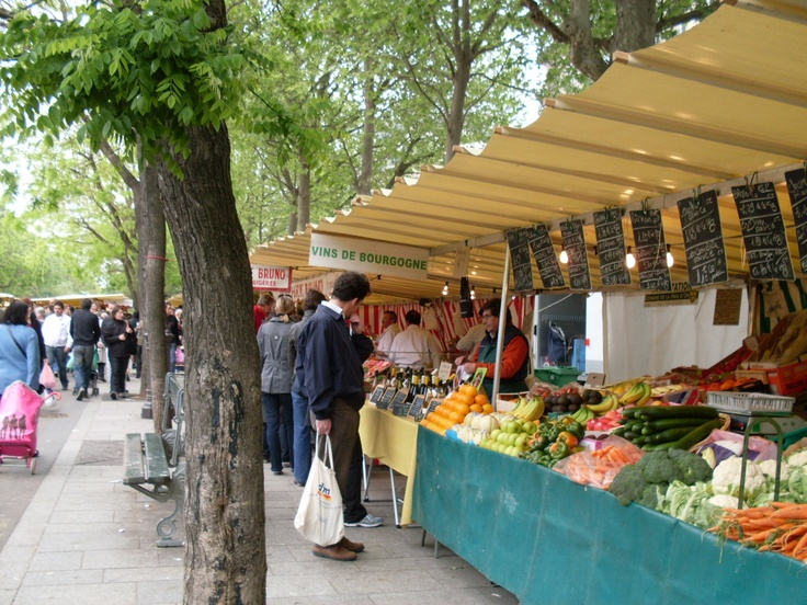 bastille market paris location