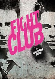 "fight club  ""what happens in fight club stays in fight club"""