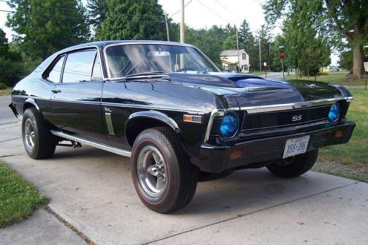 1969 Chevrolet Baldwin-Motion Nova