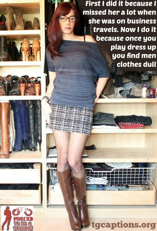 More sissy captions