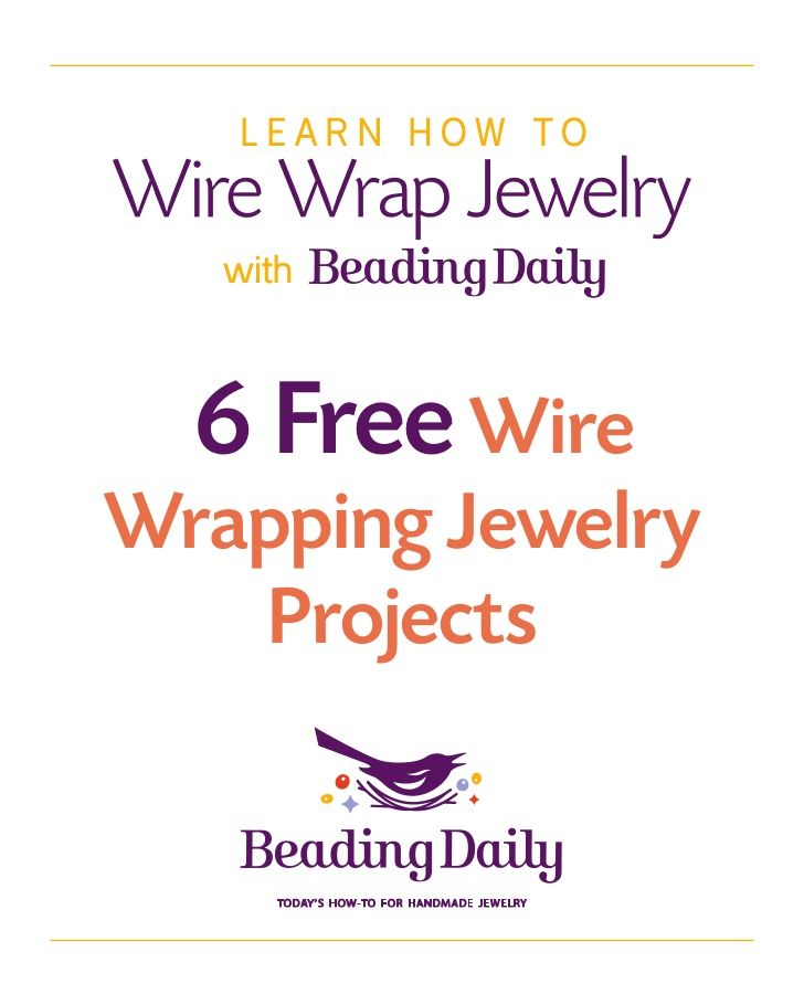 Beading daily-wire-wrapping | Jewelry making | Pinterest