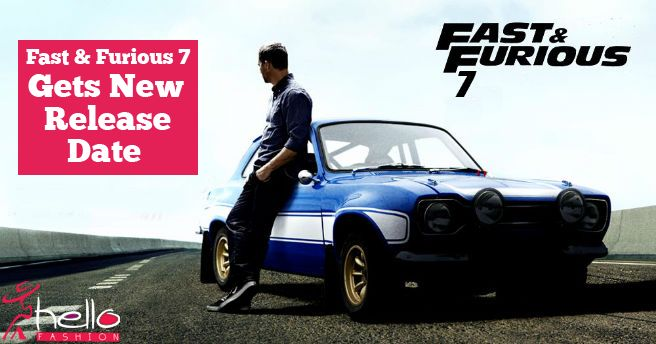 Furious 7 release date pushed back to 2015 after Paul Walker's death ...