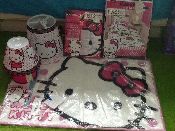 hello kitty bedroom accessories drea 39 s room pinterest