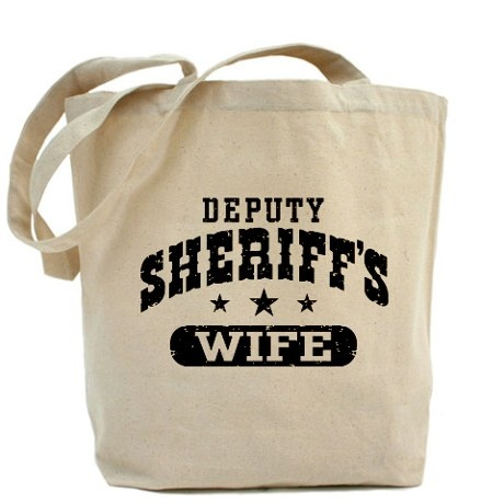 Deputy Sheriff's Wife