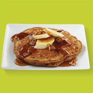 Whole Wheat Banana Nut Pancakes by Kellogg's®