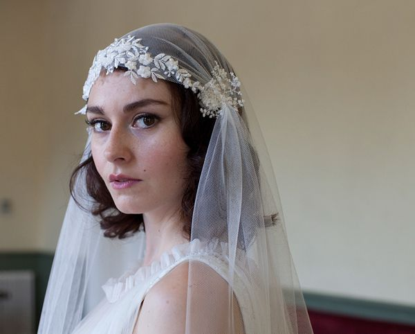 Agnes Hart Vintage Style Wedding Headpieces Hats And Veils