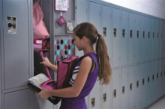 Scent Paks are great for lockers!!