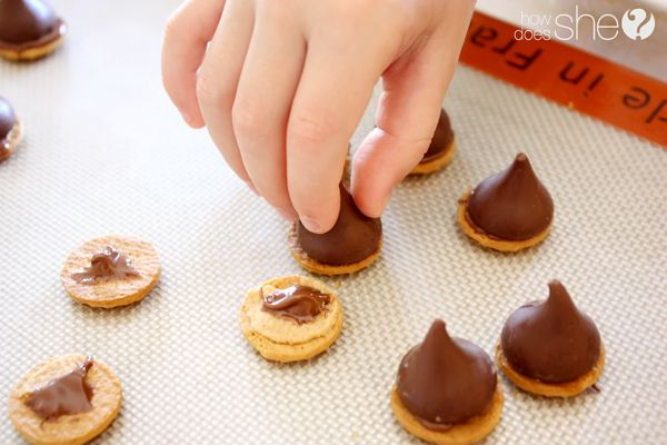Make without peanut butter how can i make these without chocolate