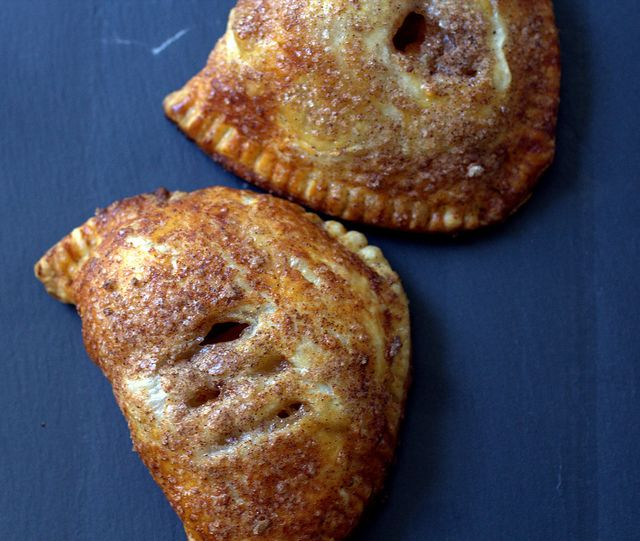 chausson aux pommes (apple turnovers) | French Cuisine | Pinterest
