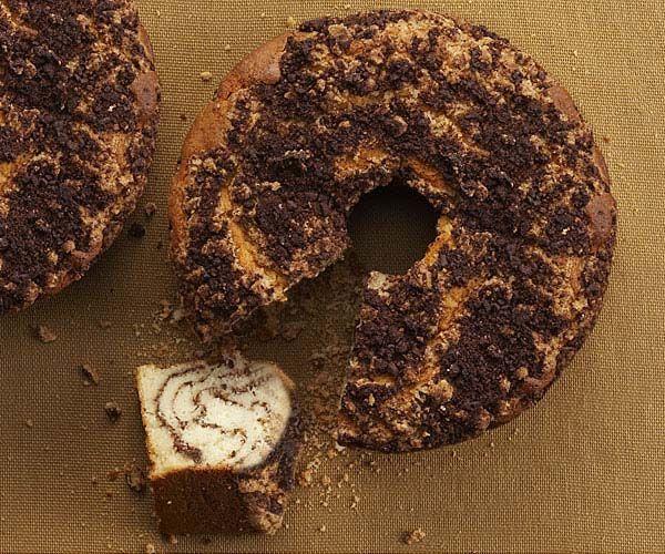 Chocolate Ripple Coffee Cake | Recipe
