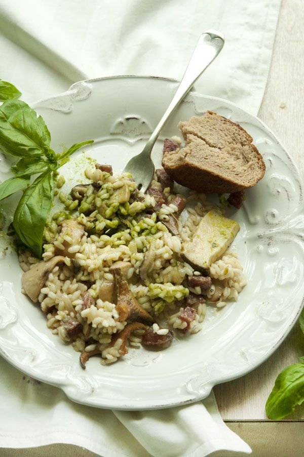 long grain and wild rice with mushrooms and shallots wild mushrooms ...