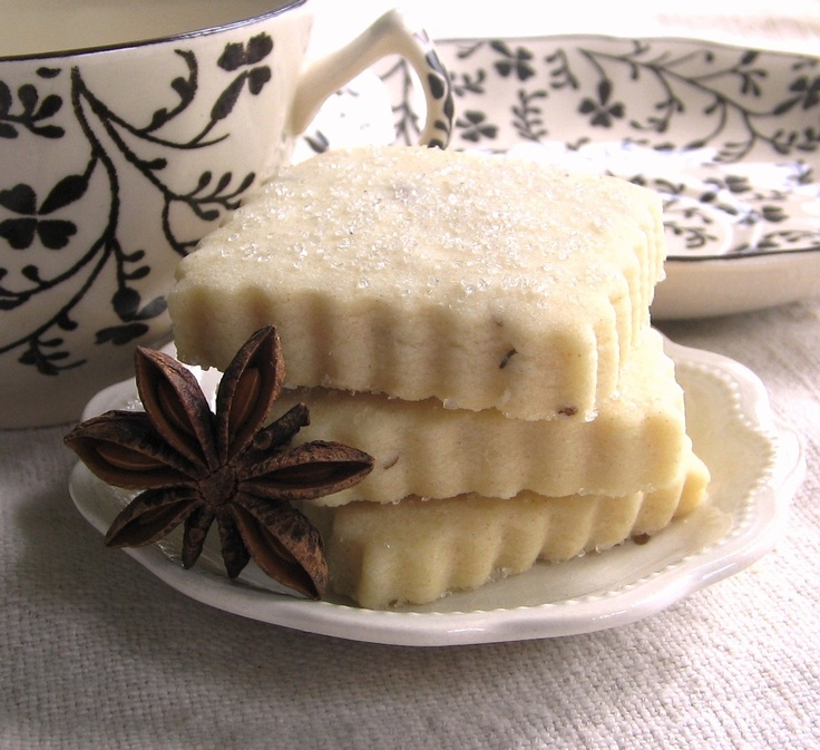 Aniseed Shortbread Recipes — Dishmaps