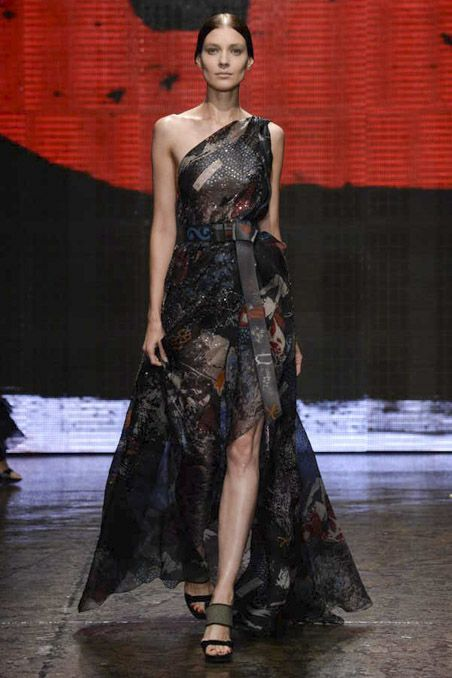 Donna Karan Spring 2015 Ready-to-Wear - Collection