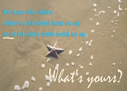 What is your choice?