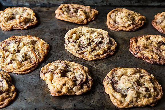 Everything But the Kitchen Sink Cookies | Best Part About Dinner ...