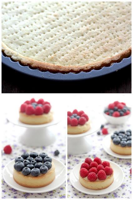 Earl Grey Custard Berries Tart   For the love of Tea cooking   P…
