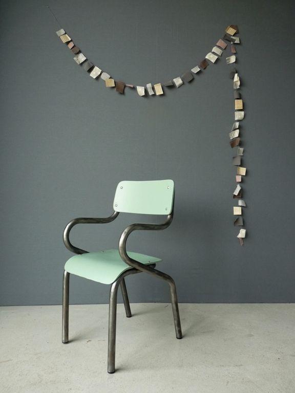 chaise vintage  Déco chambre enfant  Pinterest
