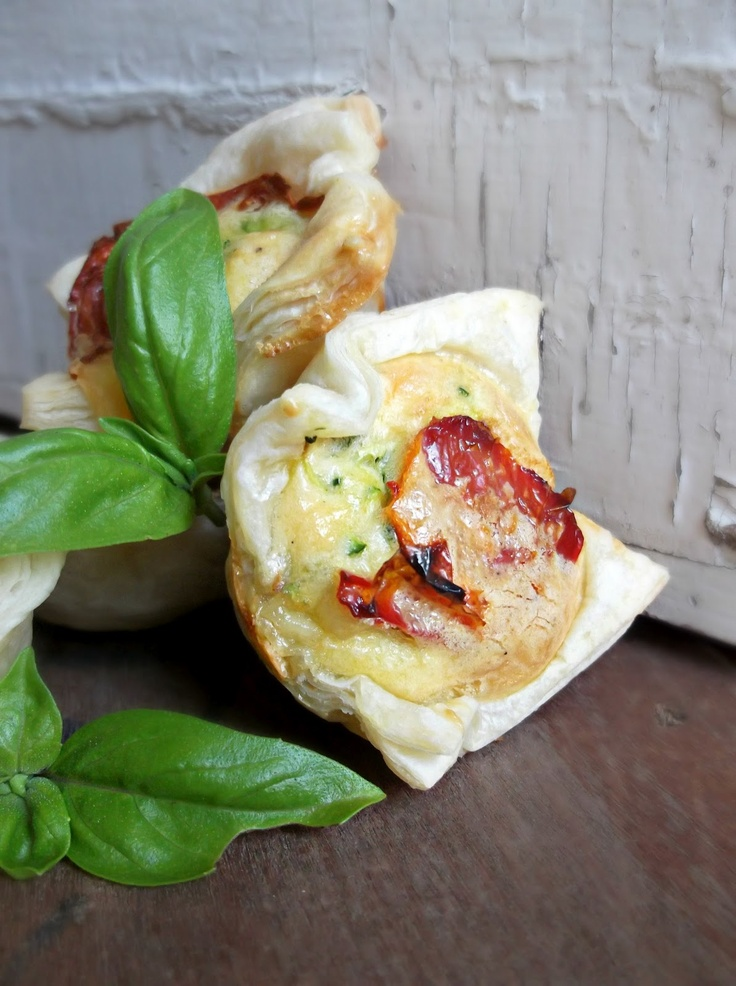 Easy Mini Quiches | Favorite Recipes | Pinterest