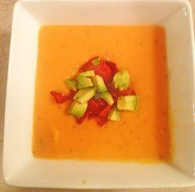 Bacon, Avocado, Creamy Sweet Potato Soup   Yummy 2 - Recipes to Make ...