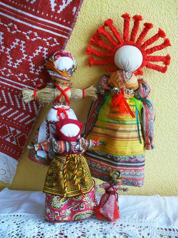 Бытовые куклы своими руками