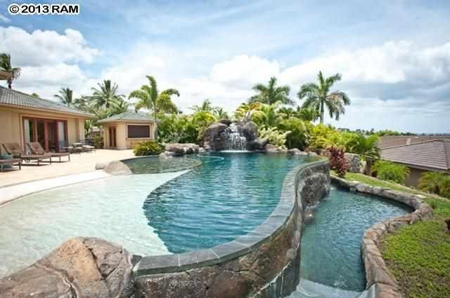 Ultimate Backyard Pools : Ultimate swimming pool!  My Dream Home  Pinterest