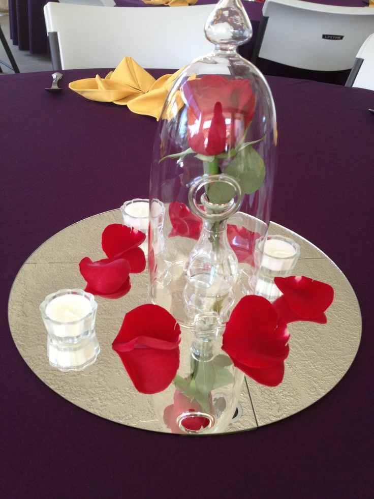 beauty and the beast themed shower wedding pinterest