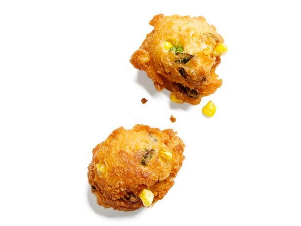 Corn-Industry Fritters #FNMag