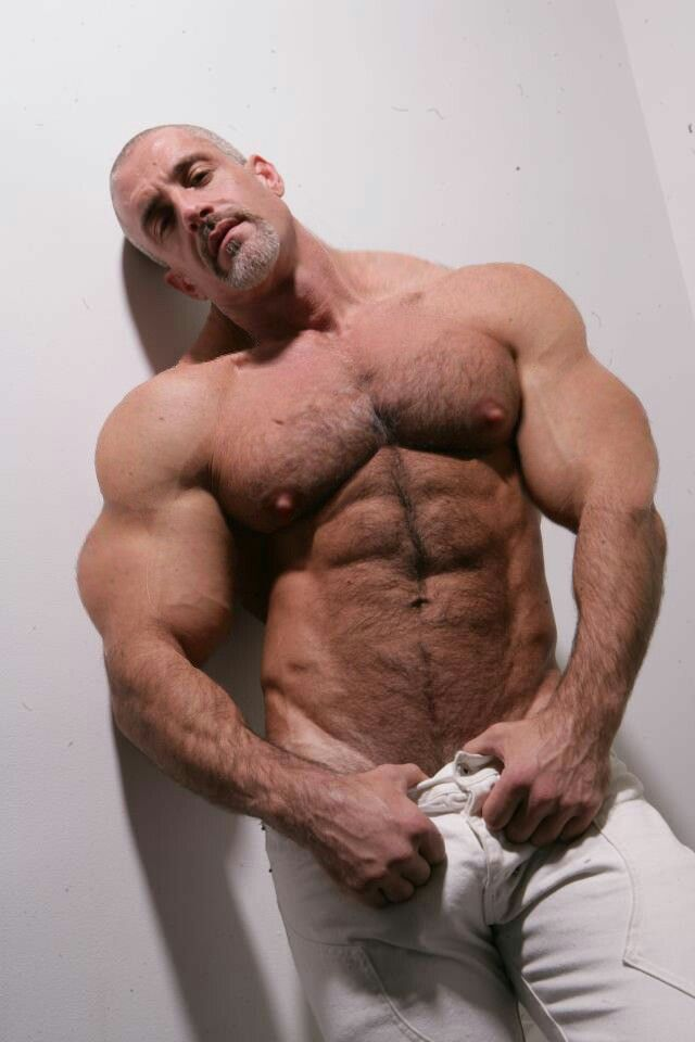 Hairy mature daddy bear erotic stories