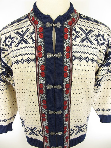 Jj Williams Cardigan 80